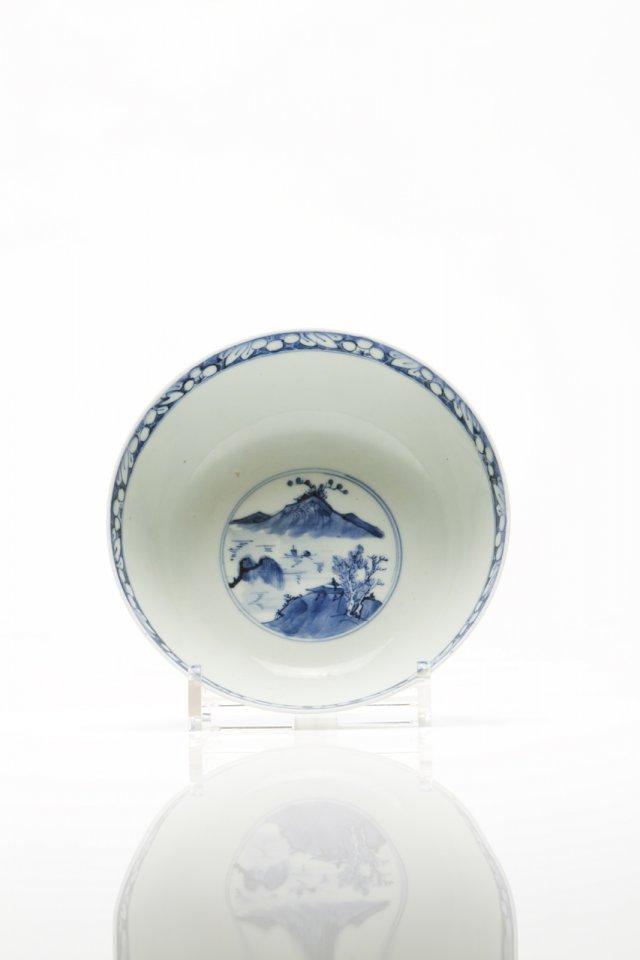 Taça em porcelana