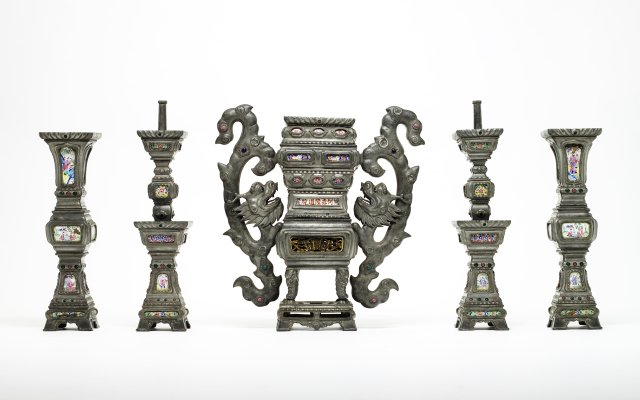 Rara Garniture de altar