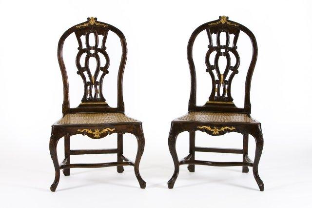 Par de cadeiras D.José