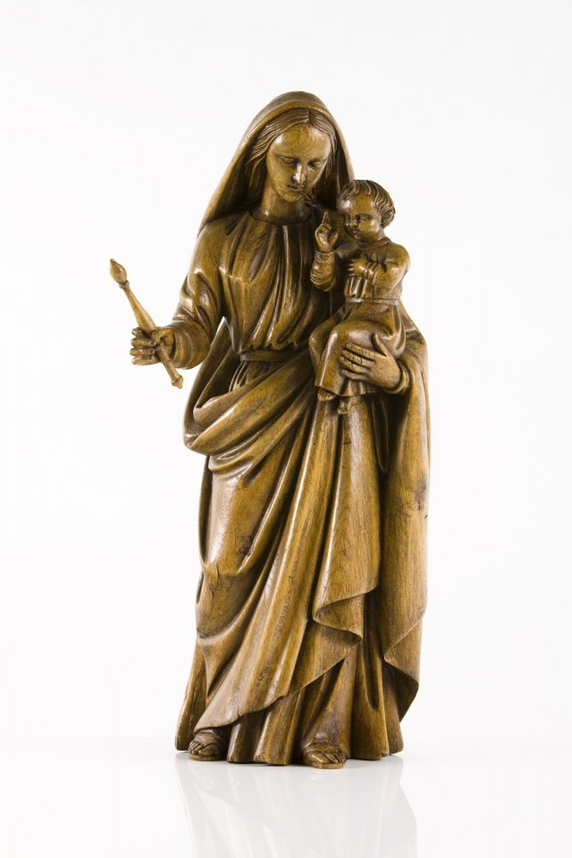 Our Lady with the Child