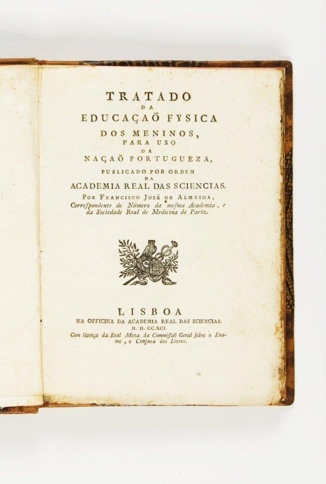 ALMEIDA, Francisco José de, 1756-1844