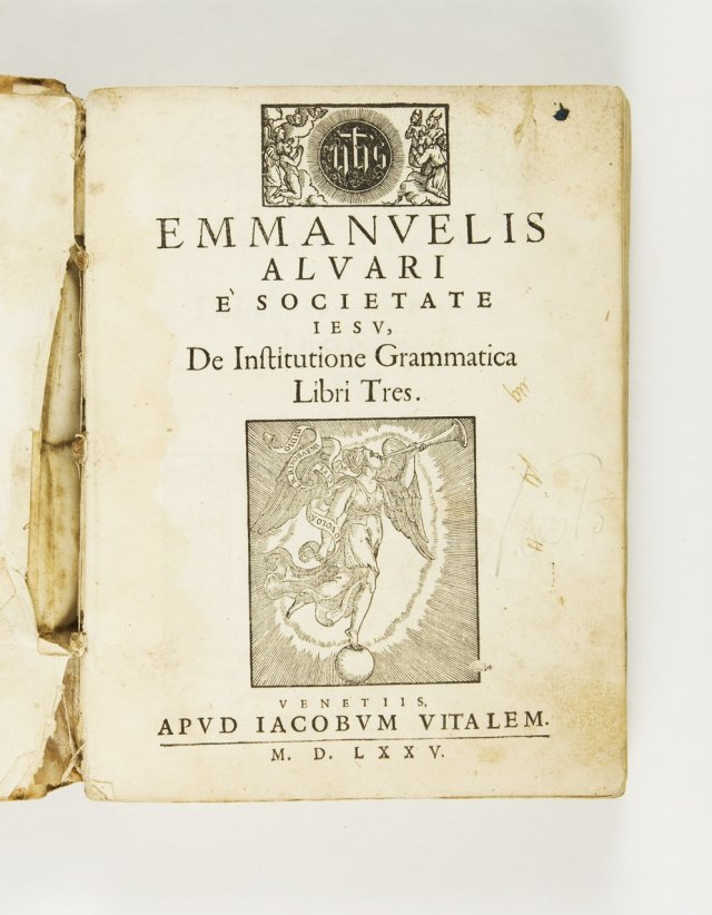 ÁLVARES, Manuel, 1526-1583