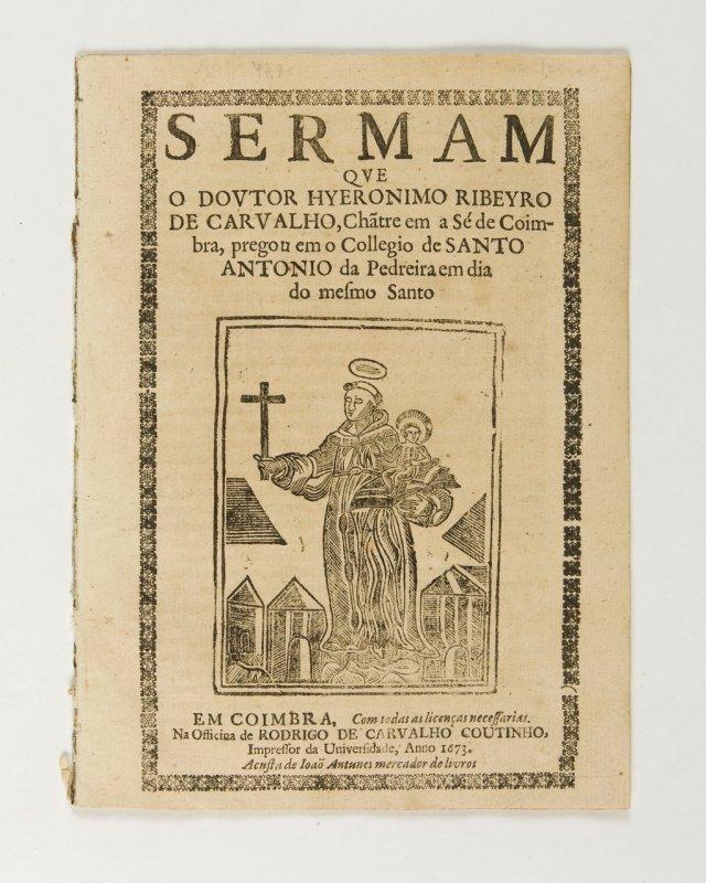 CARVALHO, Jerónimo Ribeiro de, ca. 1609-1679