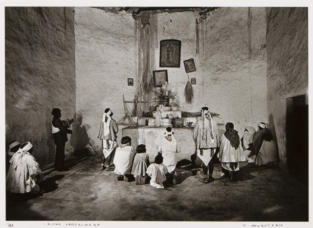 Altar Tarahumara, 1980