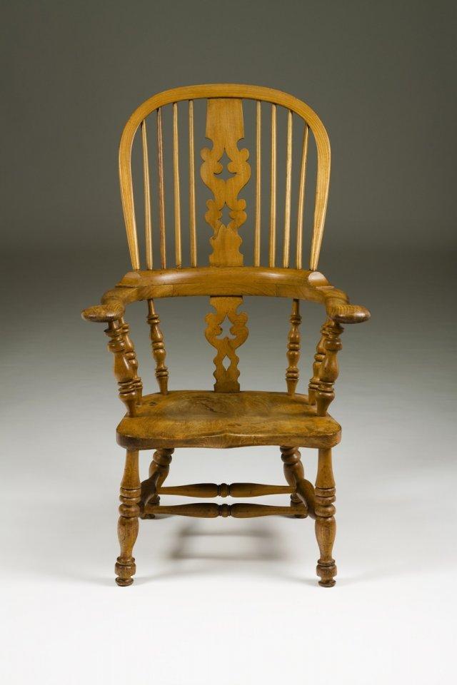 Cadeira de braços Windsor