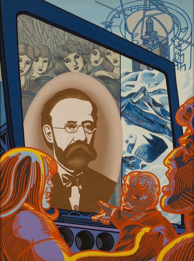 Bedrich Smetana - 1824-18, 84 (Série Contrepoints)
