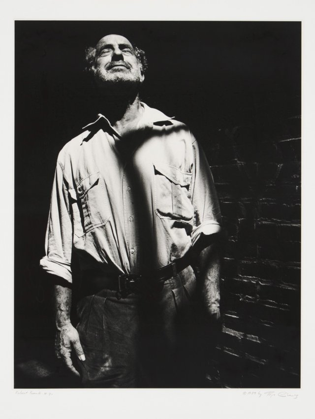 Robert Frank N.Y.
