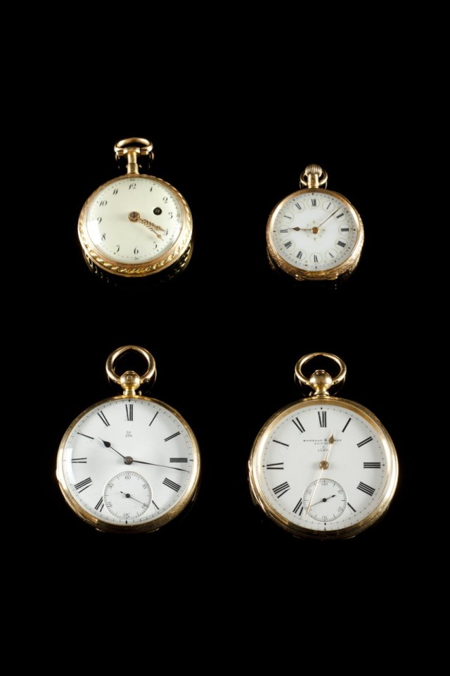 Pocket watch JAMES MUIRHEAD & SONS