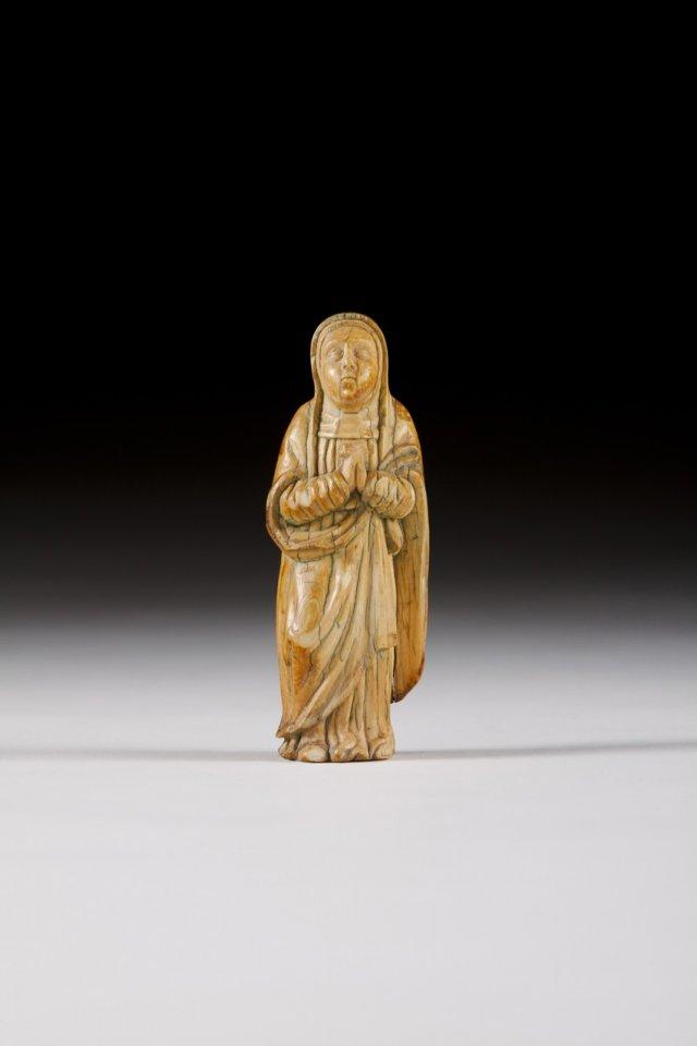 Santa, figura de Calvário