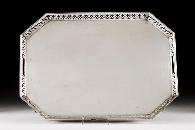 Tabuleiro rectangular de gradinha