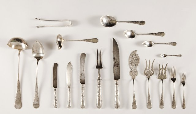 Silver Table Service