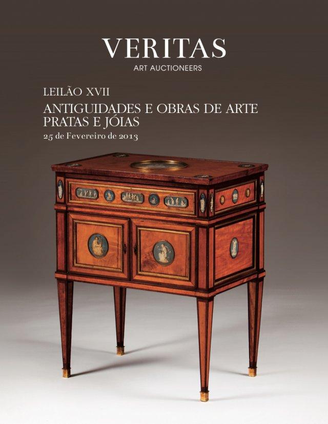 Antiguidades e Obras de Arte, Pratas e Jóias