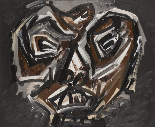 Autoportrait n.º 3, 1989