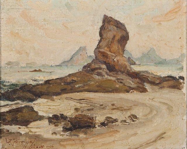 Vista da Pedra de Icarahy