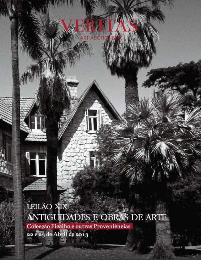 Antiguidades e Obras de Arte | Colecção Ficalho e outras Proveniências