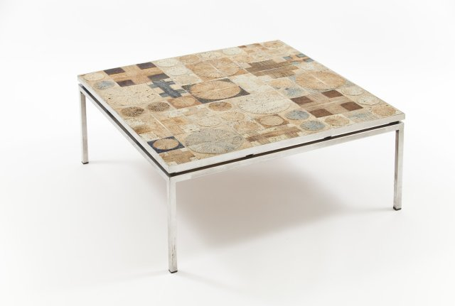 Coffee table, late 1960s