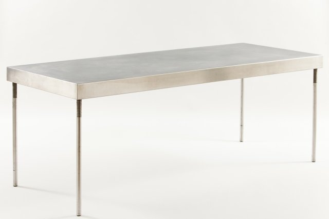 Inox table  (1995)