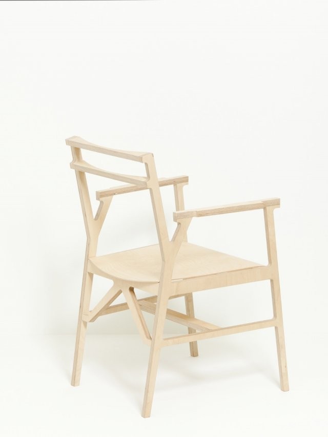 W.05 armchairs, 2009