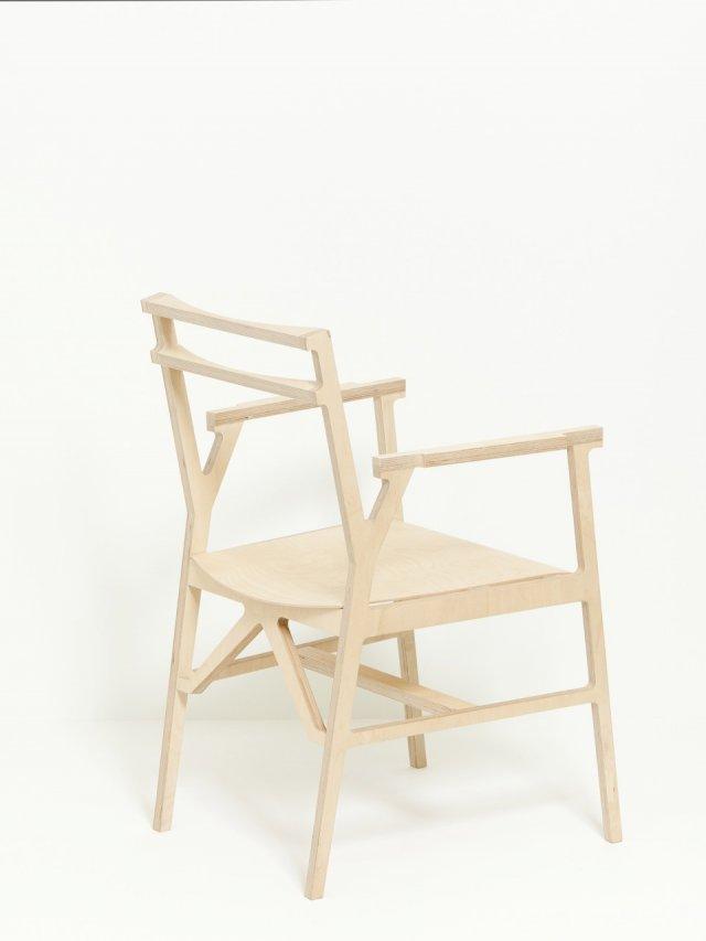 W.05 armchairs, 2009