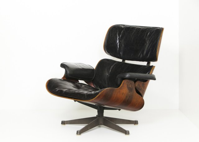 Lounge Chair Mod. 670, anos 1960
