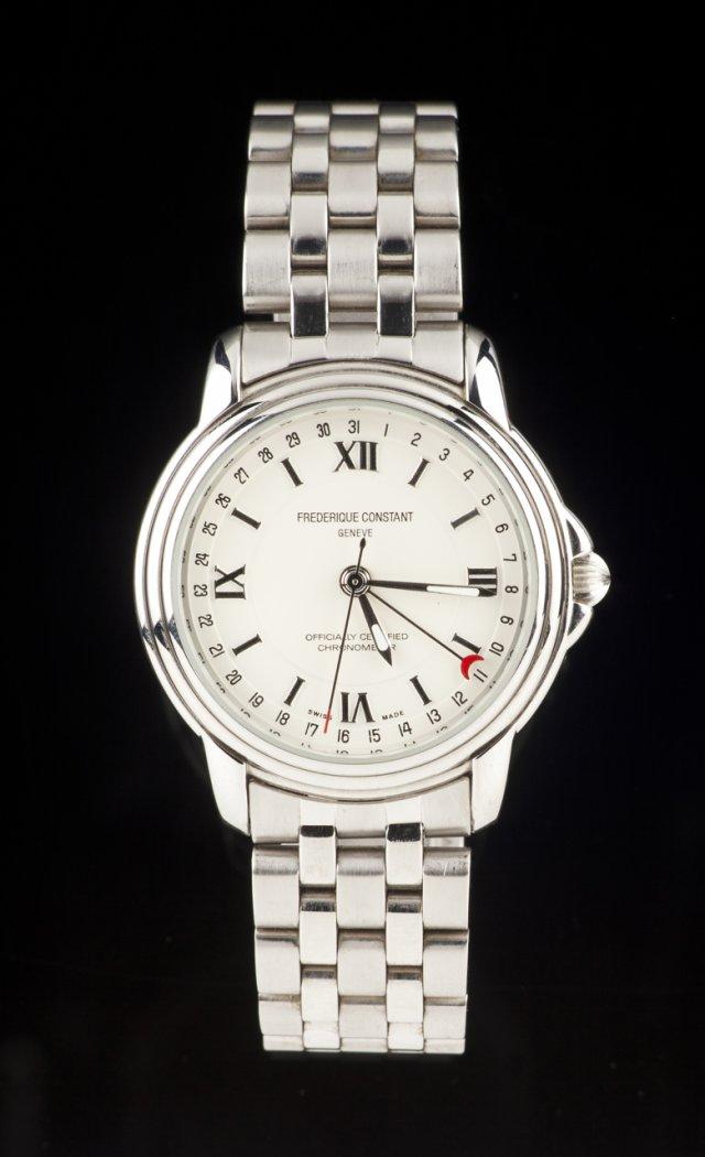 Relógio de pulso FREDERIQUE CONSTANT HEAVY ROMAN DATE POINTER