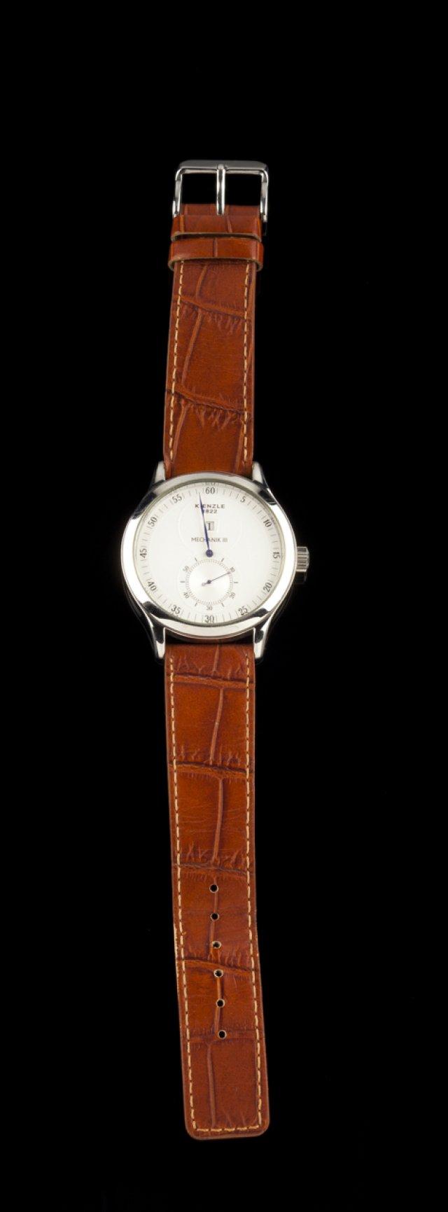Relógio de pulso KIENZLE MECANIK III – JUMPING HOURS REGULATOR
