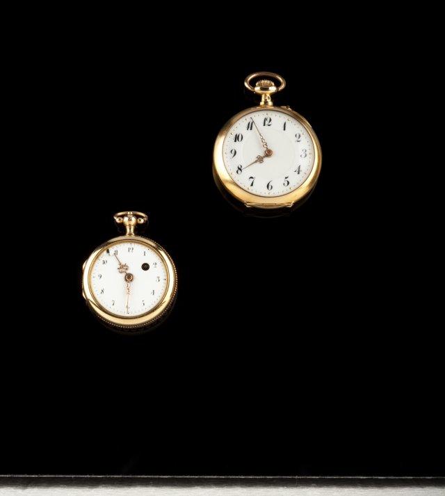 Relógio de bolso de senhora