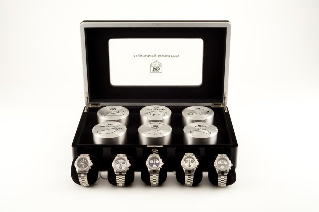 TAG HEUER LEGENDARY GRAND PRIX SET