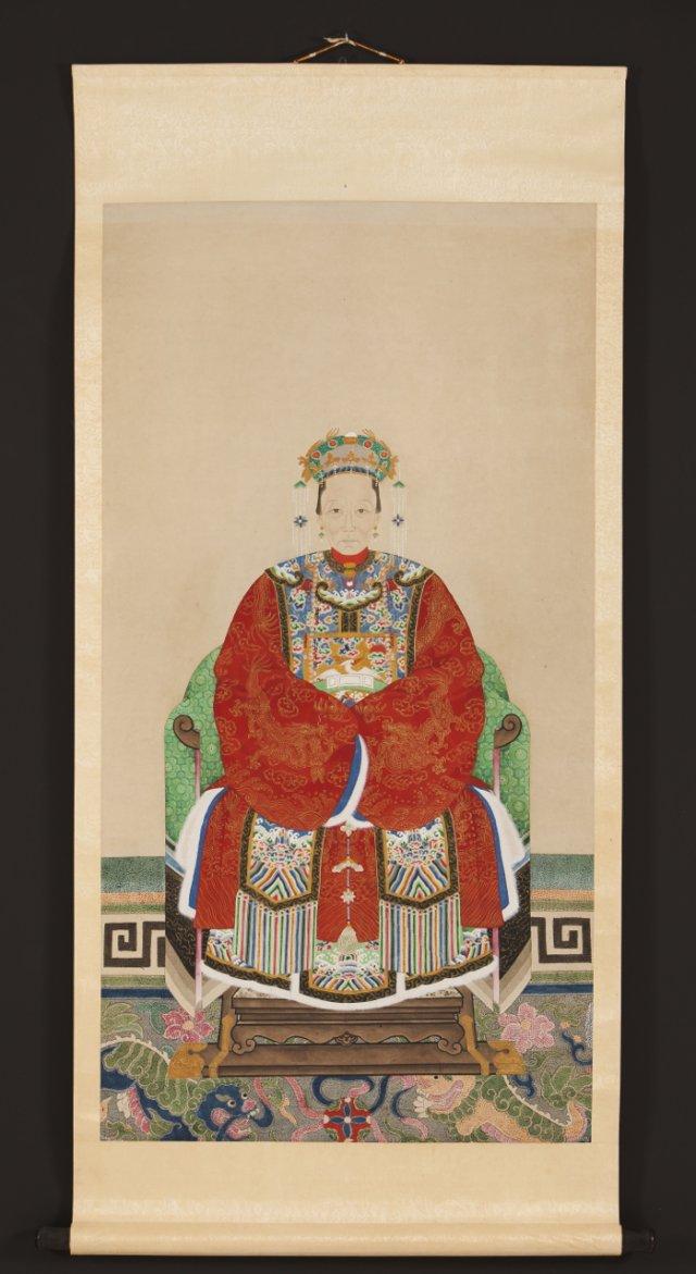Chinese dignitary