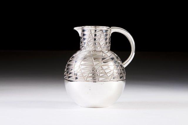 A Portuguese silver Art Déco jar, JOALHARIA DO CARMO, ca. 1930