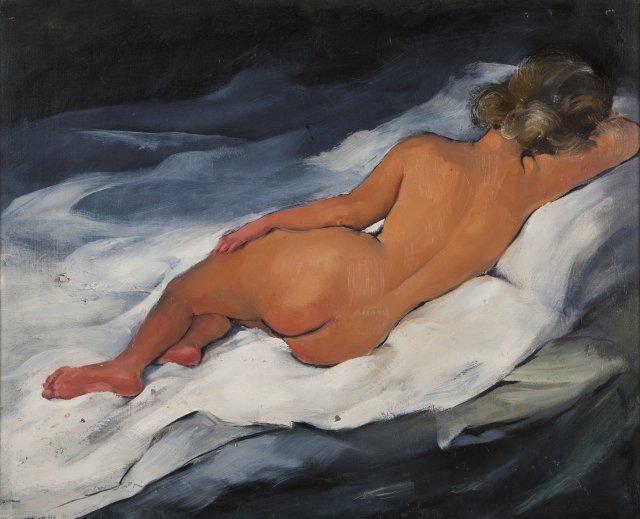Feminin nude
