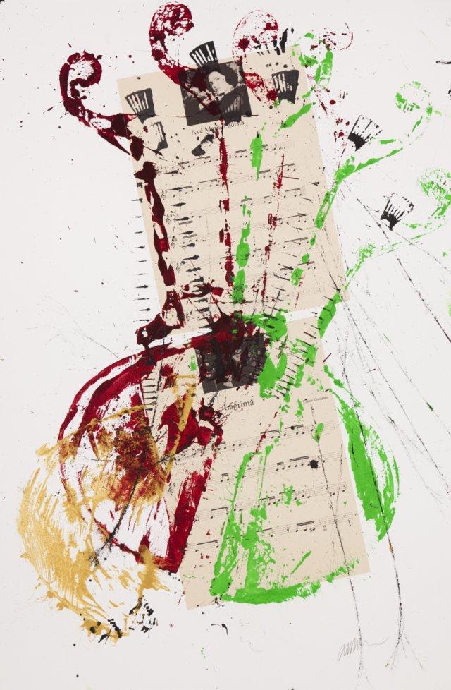 """""""Homenagem a Amália"""", 2001"""