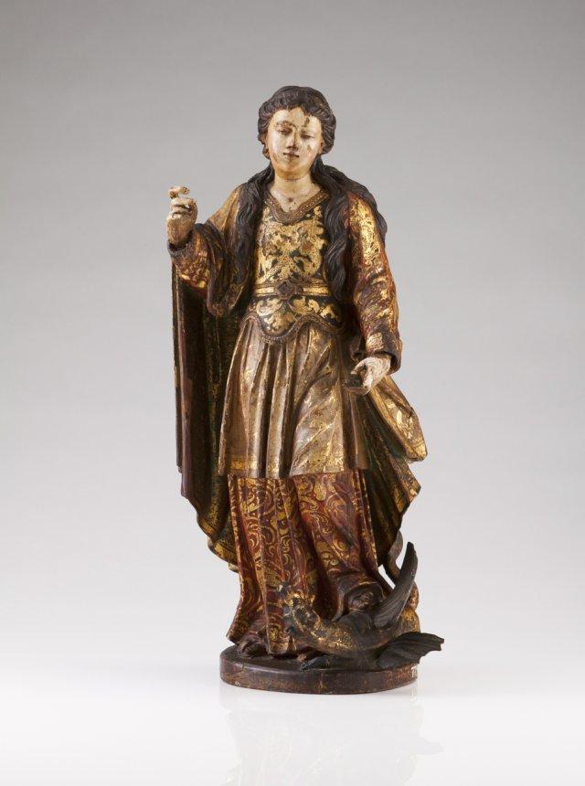 Saint Margaret the Virgin