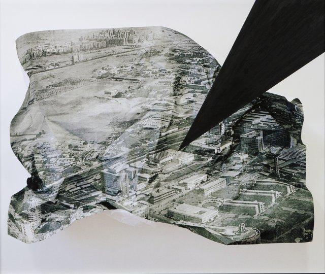 """""""A Perspectiva do Espectador - Cairo"""", 2010"""
