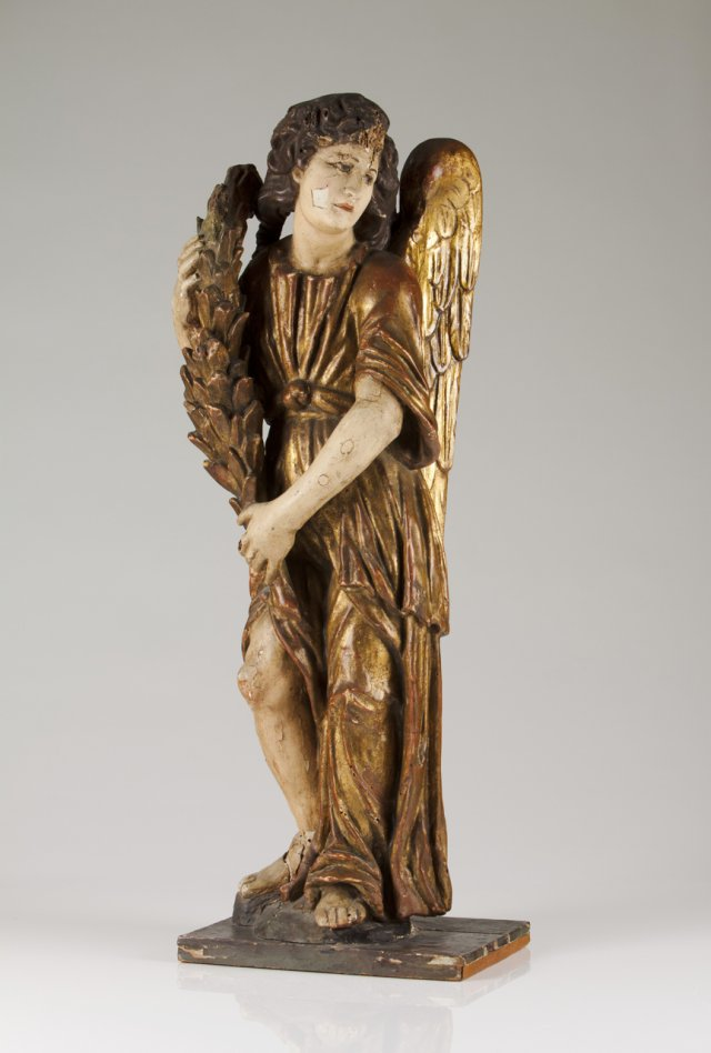 A 19th century Portuguese sculpture