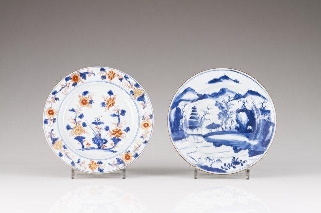 A Qianlong plate