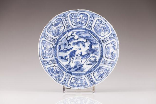A Wanli plate