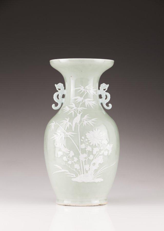 A Minguo vase
