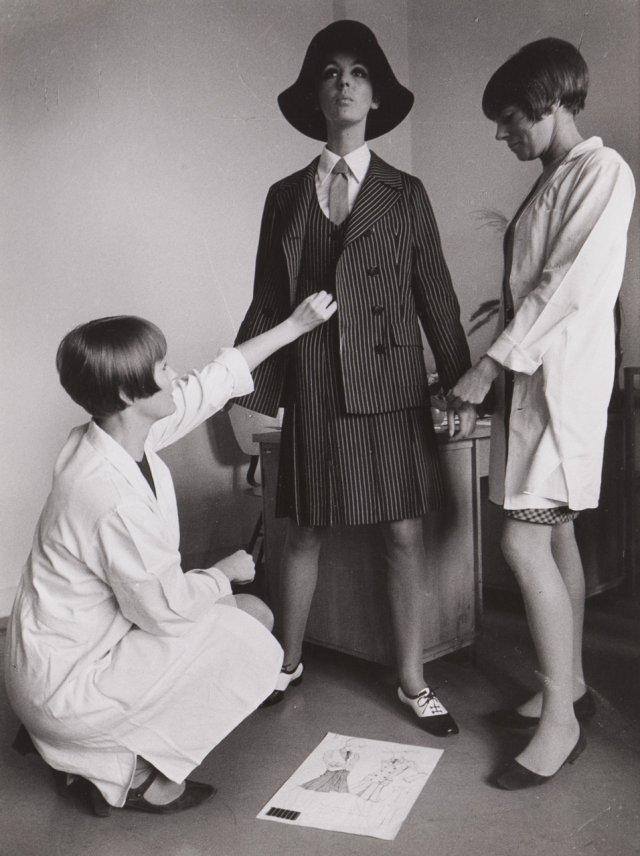 Fashion in GDR