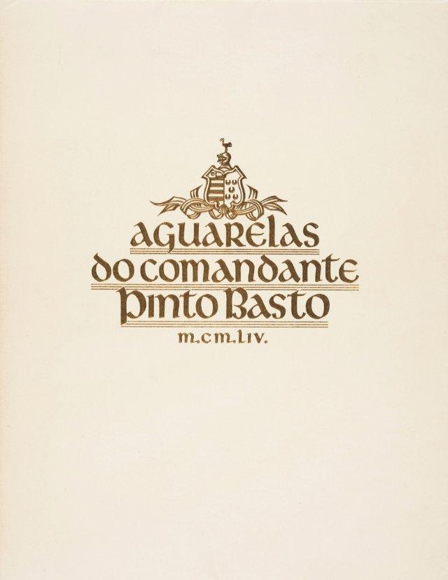 BASTO, António Jervis Pinto, 1862-1946