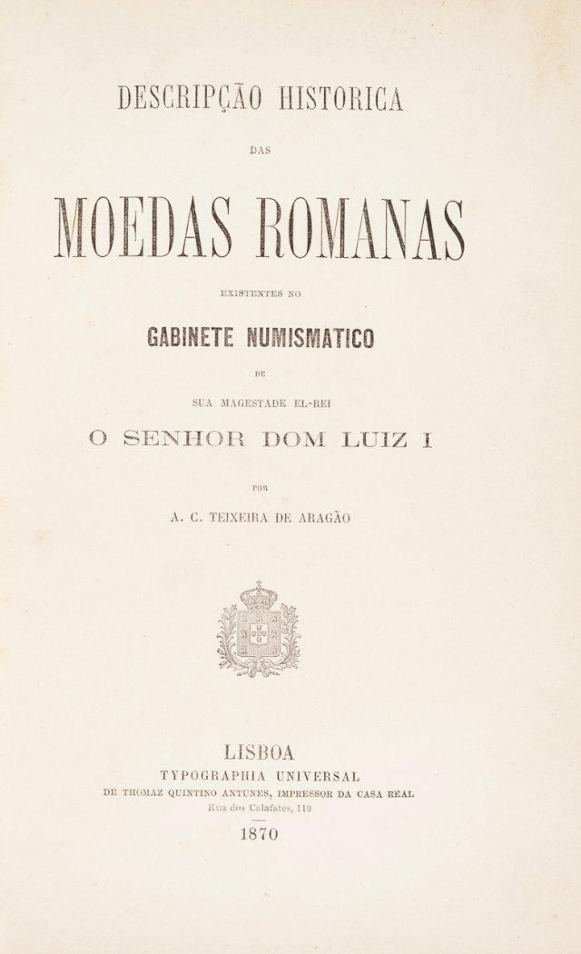 ARAGÃO, A. C. Teixeira de, 1823-1903