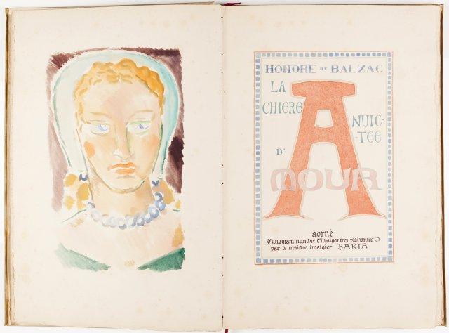 BALZAC, Honoré, 1799-1850 ; BARTA, Ladislau (Laszlo), 1902-1961