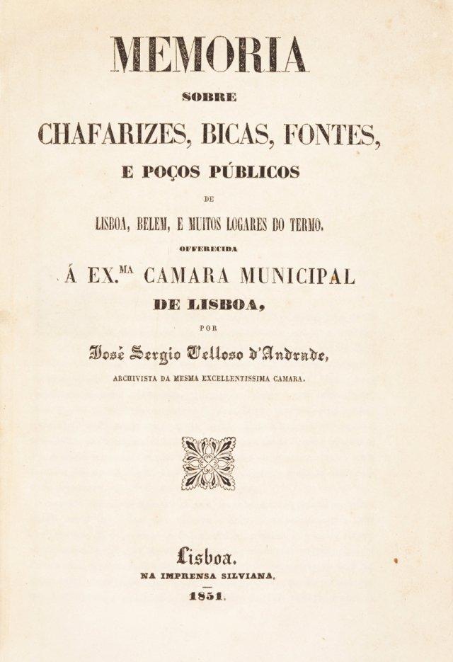 ANDRADE, José Sérgio Velloso de,