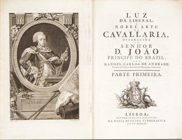 ANDRADE, Manuel Carlos, ca. 1755-1817