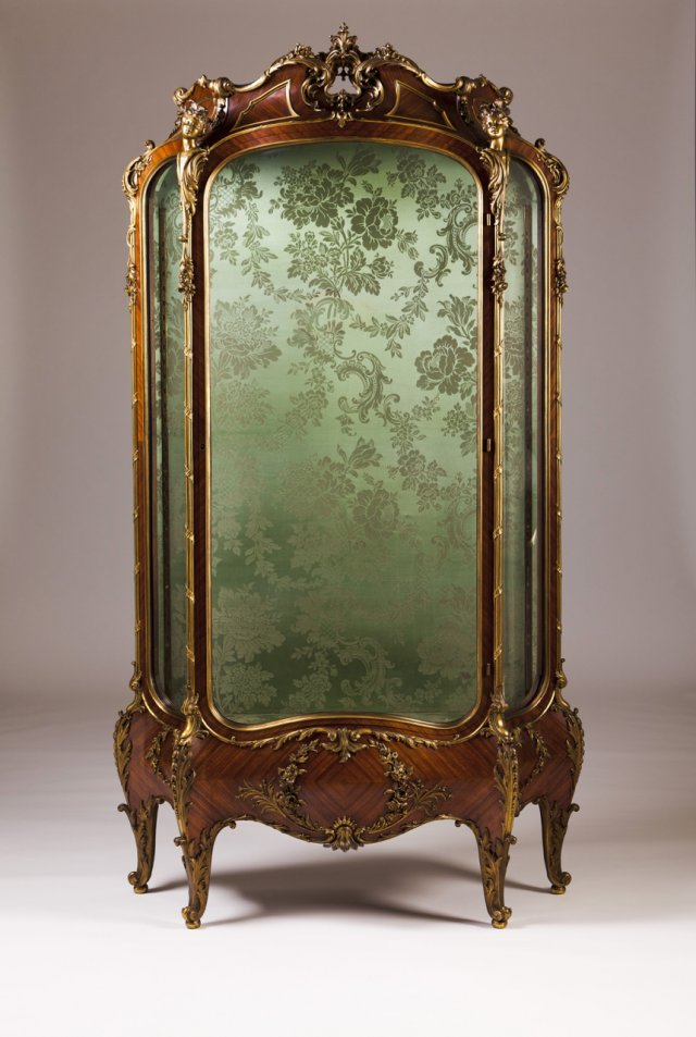 Auction 40] Lot 79 - An Important Louis XV Style Gilt-Bronze Mounted ...