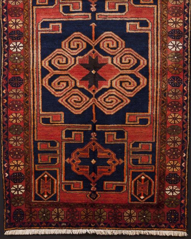 A Kurdistan Persian carpet