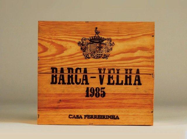 Barca Velha 1985