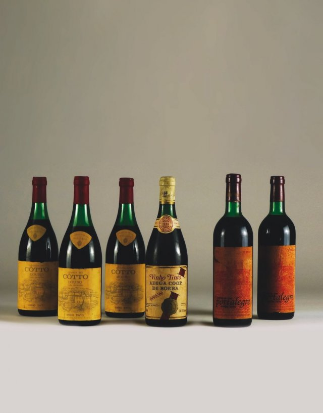 Quinta do Côtto Bastardo 1980