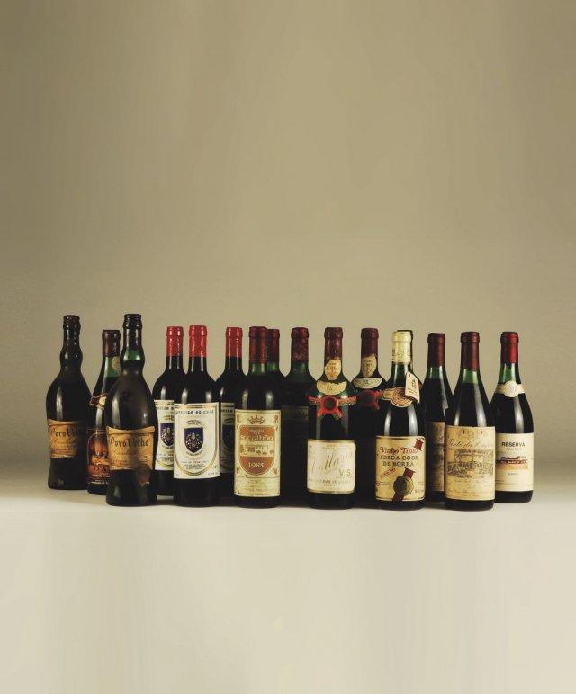 Vinhos diversos da região Norte/Centro