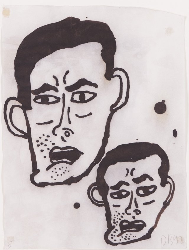 Untitled #5 (Heads)